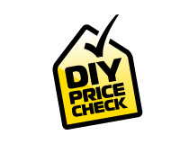 DIY Price Check branding and website