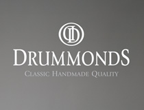 Drummonds branding, brochure and marketing materials