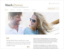 Match d'Amour matchmaking website