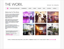 The Worx brochure & website