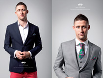 Gary Cahill for Paul Costelloe