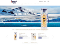 Norway Omega website