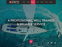 RSB Rigging Solutions website