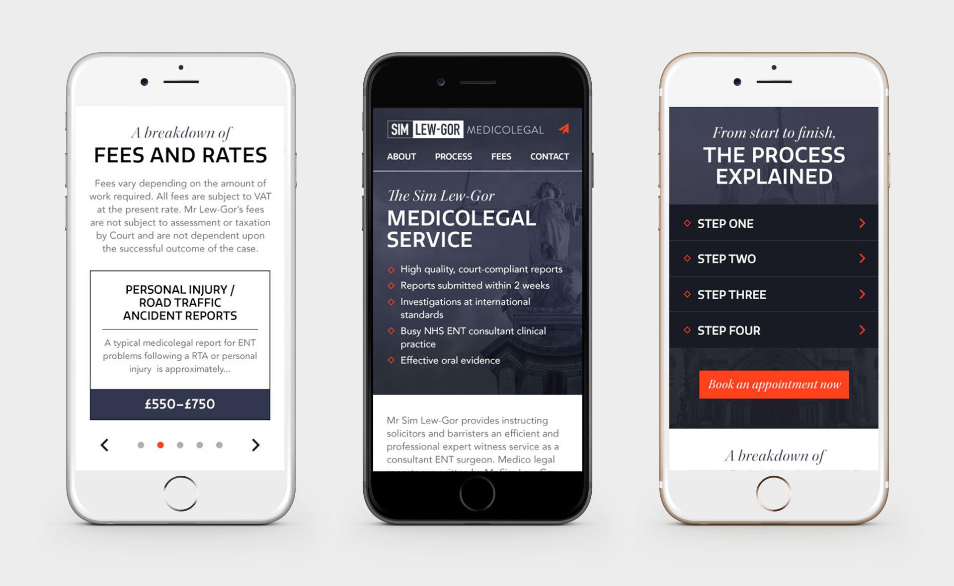 Medicolegal website