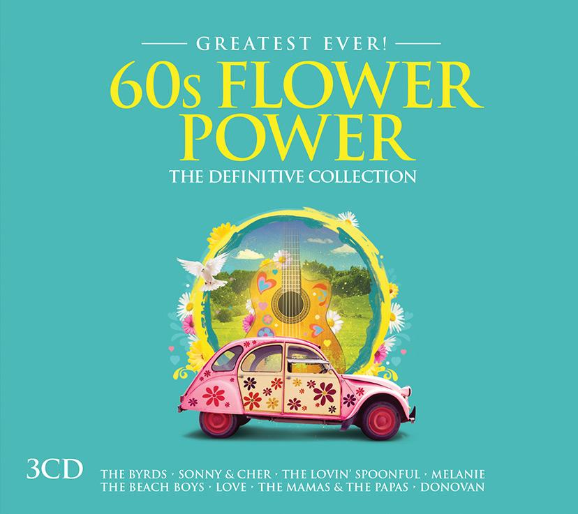 Greatest Ever 60s Flower Power