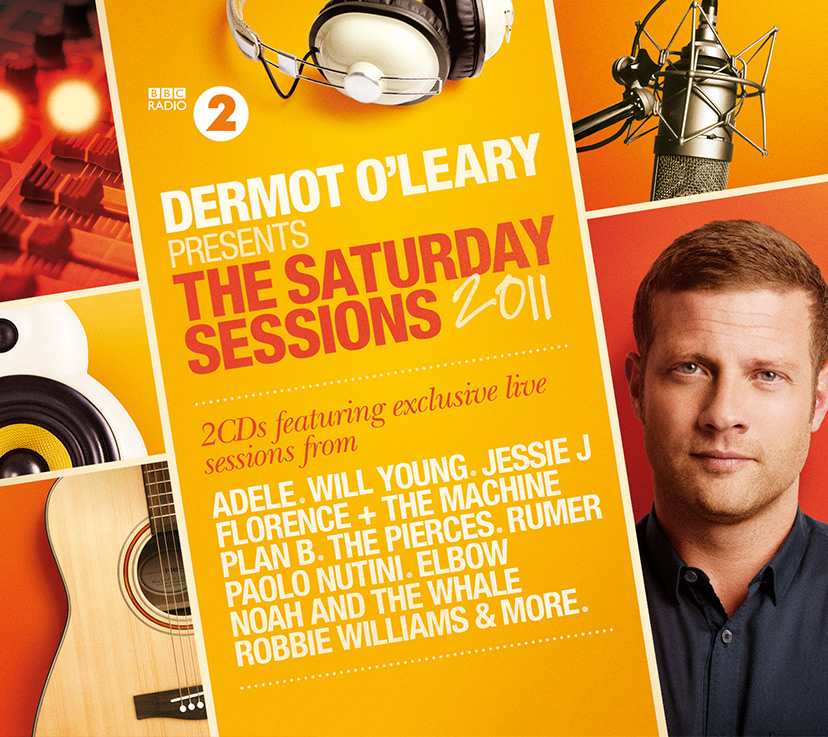 Dermot O'Leary Saturday Sessions 2011