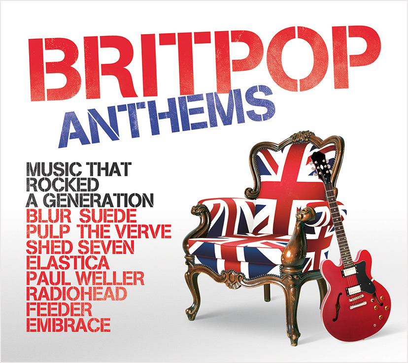EMI Britpop Anthems