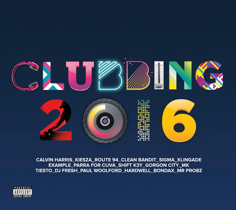 Sony Clubbing 2016