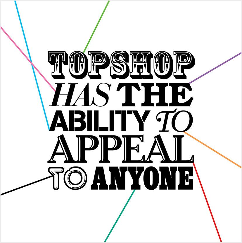 Topshop ad